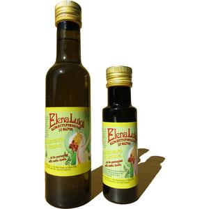 condimento olio e limone