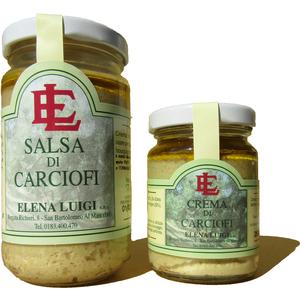 Crema di Carciofi sott'olio