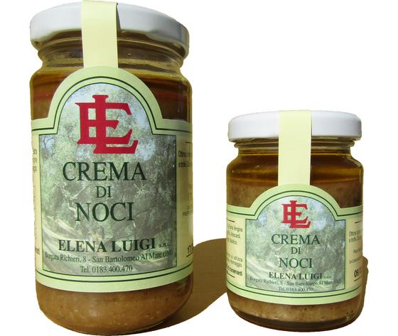 Crema di noci sott'olio taggiasco