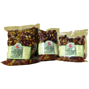 Olive Taggiasche in Salamoia