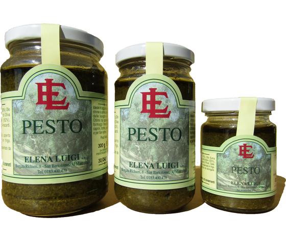 Vasetto di Pesto SENZA aglio