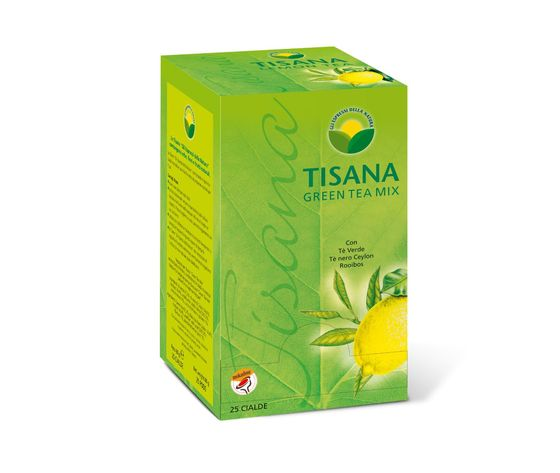 Cialde Tisana Green Tea Mix