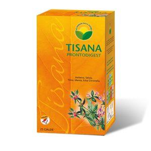 Cialde Tisana Pronto Digest Verbena Salvia Timo Menta Erba citronella
