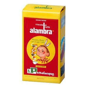"""MISCELA DI CAFFE """" ALAMBRA """" GUSTO PIENO 250 gr."""