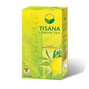 Cialde Tisana Lemon Tea Tè Ceylon aromatizzato al limone