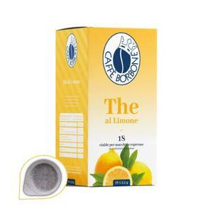 Cialde The nero al limone Borbone