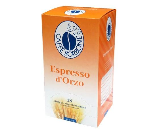 Cialde caffe orzo Borbone