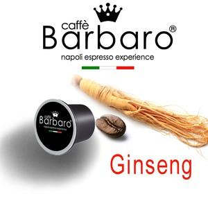 50 capsule Ginseng Amaro  compatibili uno system illy-kimbo