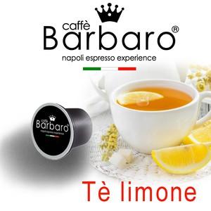 50 capsule TE' limone compatibili uno system illy-kimbo