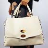 10 borsa bianca