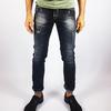 02 jeans nero overd