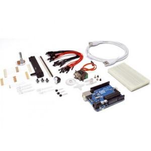 Starter kit con Arduino Uno Rev3