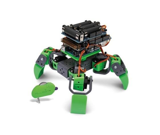 Robot Quadrupede in kit - ALLBOT