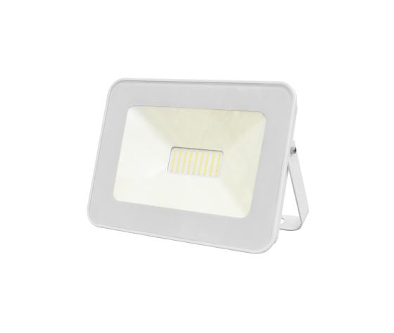 Proiettore LED Bianco 50W 3000K (Bianco Caldo) 175-265V ALCAPOWER