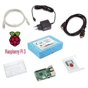 RASPKITV6 - Set per Raspberry PI 3 modello B