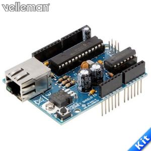 Ethernet shield per Arduino - in kit da saldare 8229-KA04