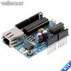 Ethernet shield per arduino   in kit da saldare 8229 ka04 aa