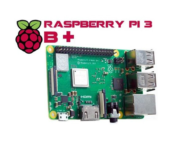 Raspberry Pi 3 Tipo B+ con Wi-Fi e Bluetooth