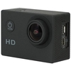 Action camera hd 1080p 720p con custodia impermeabile waterproof fino a 30 mt.  microfono e 10 accessori 0