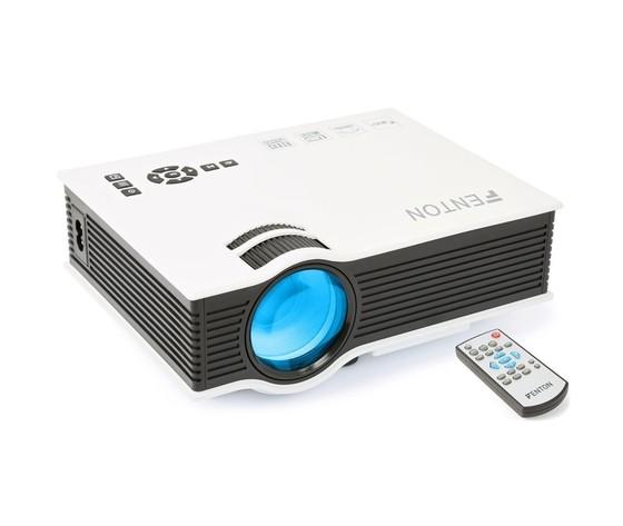 Videoproiettore a LED per intrattenimento 1080p, 800 ansi lumen FENTON 103085