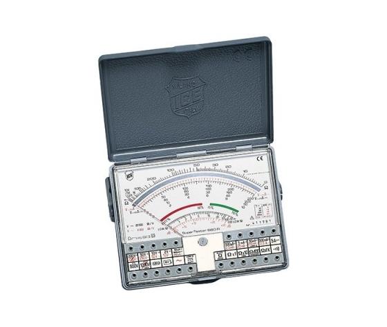 Multimetro analogico professionale con buzzer continuità ice ICE-680/R