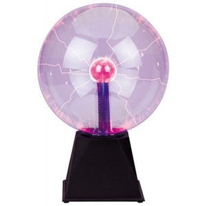 Sfera Luce Effetto Plasma Elettrico (beamz) DIAMETRO 20 CM