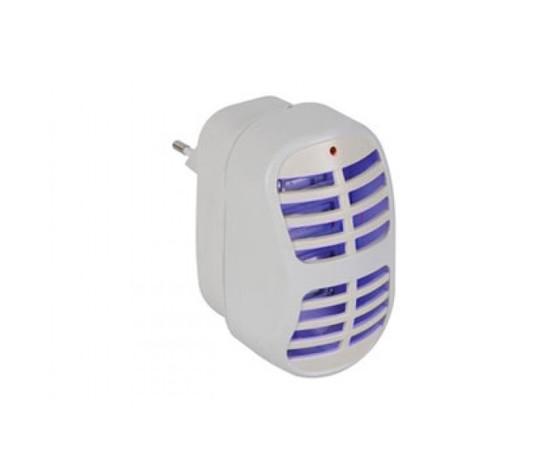 Mini lampada notturna elimina zanzare, moscerini e altri insetti - 0,3 W - Zanzariera Elettronica