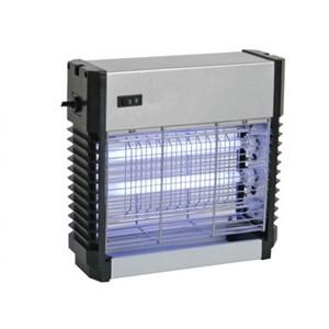 Lampada elimina zanzare, moscerini e altri insetti - 2 X 6 W - Zanzariera Elettronica