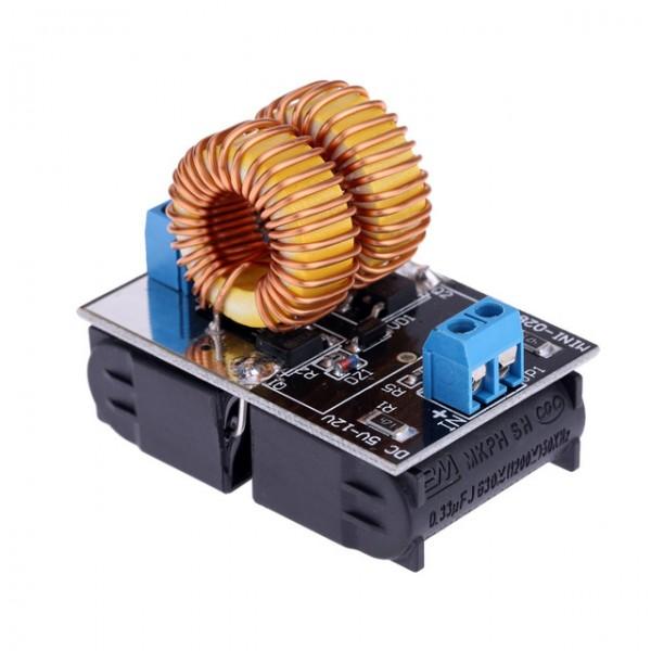 Riscaldamento Ad Induzione.Mini Riscaldatore Ad Induzione 5 12 Vdc