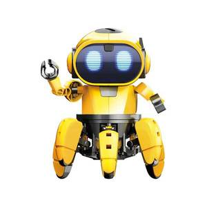 Il robot Tobbie