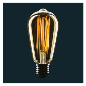 LAMPADINA VINTAGE LED EDISON FILEMANTO A GABBIA