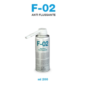 ANTI FLUSSANTE BOMBOLETTA SPRAY 200 ML F02