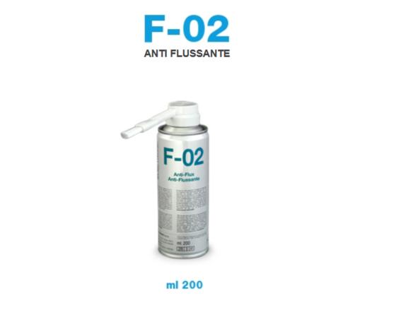 ANTI FLUSSANTE BOMBOLETTA SPRAY 200 ML F02