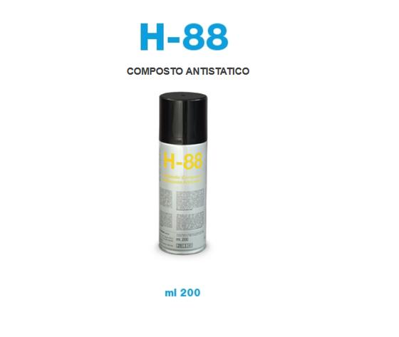COMPOSTO ANTISTATICO BOMBOLETTA SPRAY 200 ML H88