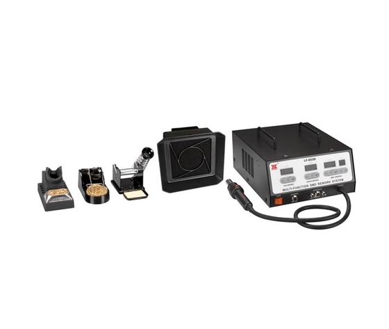Stazione saldante/dissaldante professionale per componenti SMD 100 W / 600 W