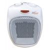 Termoventilatore riscaldante ceramico 1500w 2 regolazioni aria calda