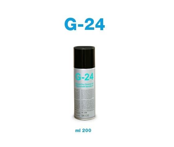 PULISCICONTATTI SECCO SPECIALE BOMBOLETTA SPRAY 200 ML G24