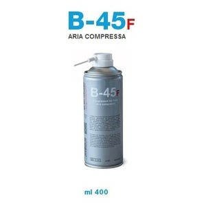 ARIA COMPRESSA BOMBOLETTA SPRAY 400 ML B45F