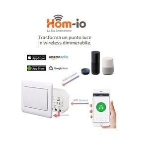 Modulo dimmer 150W da incasso wifi domotica HOM-IO