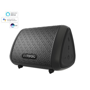 CASSA AUDIO WIRELESS - ALTOPARLANTE BLUETOOTH CON SUBWOOFER BASSI EXTRA MOTOROLA