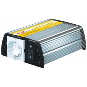 Inverter 12VDC/220VCA 300W onda sinosoidale modificata MKC Power MKC-0312
