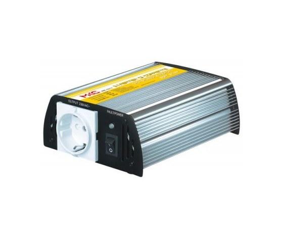 Inverter 12VDC/220VCA 300W onda sinosoidale modificata MKC Power MKC-0312