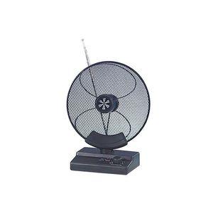 ANTENNA TV AMPLIFICATA DA INTERNO UHF/VHF MERCURY