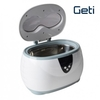 Sistema di pulizia a ultrasuoni per pulire a fondo gioielli  occhiali  protesi  testine di rasoi elettrici  cd e dvd %281%29