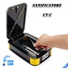 Sanificatore automatico con barra led uvc per oggetti in kit. igenizza  sanifica  disinfetta da virus  batteri ecc.. 2