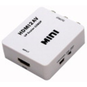 CONVERTER DA SEGNALE HDMI A RCA