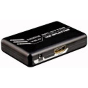 DISTRIBUTORE (SPLITTER) SEGNALE HDMI V1.4 ULTRA HD 4K - 1 IN 2 OUT
