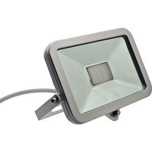 Faretto Proiettore a LED Slim 50W 3200K (luce calda) IP65 (da esterno) ad Alta Luminosità