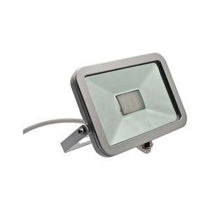 Faretto Proiettore a LED Slim 20W 3200K (luce calda) IP65 (da esterno) ad Alta Luminosità