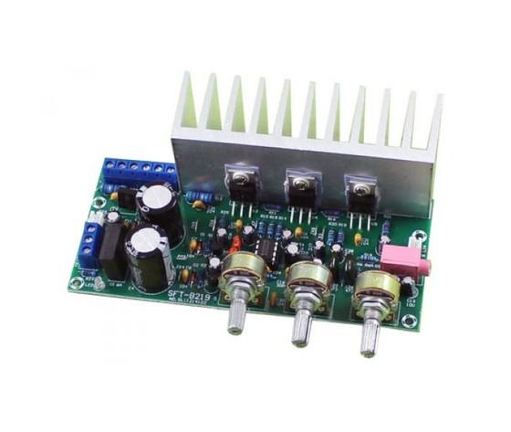 Amplificatore 3 canali 60 watt